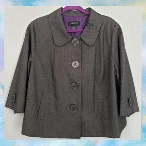 Lane Bryant Swing Jacket / Coat